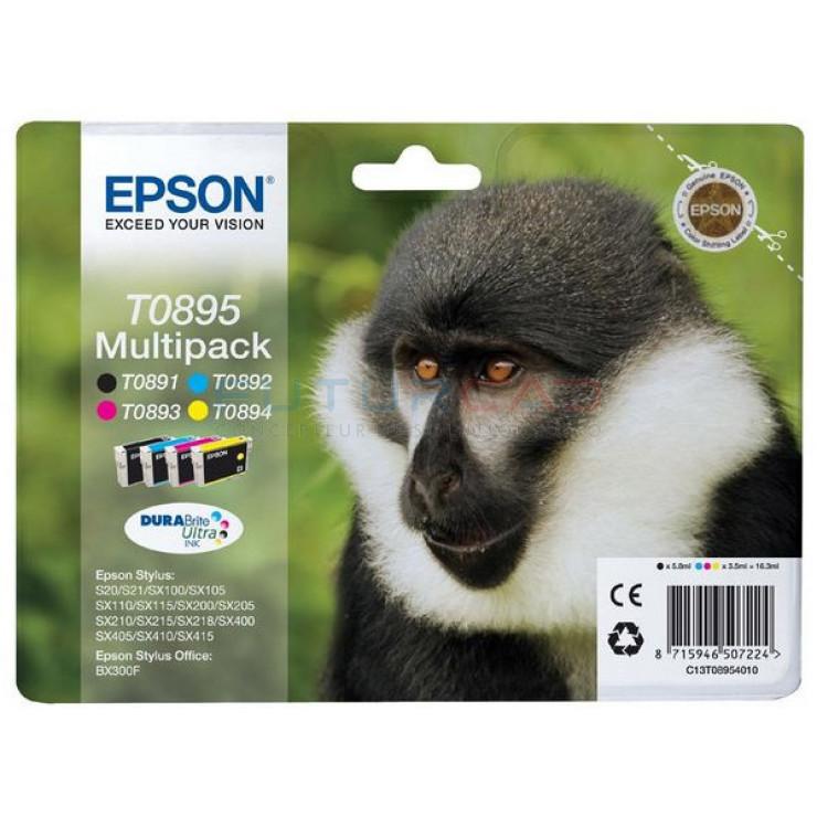 EPSON T0895 - 4 couleurs - C13T08954010