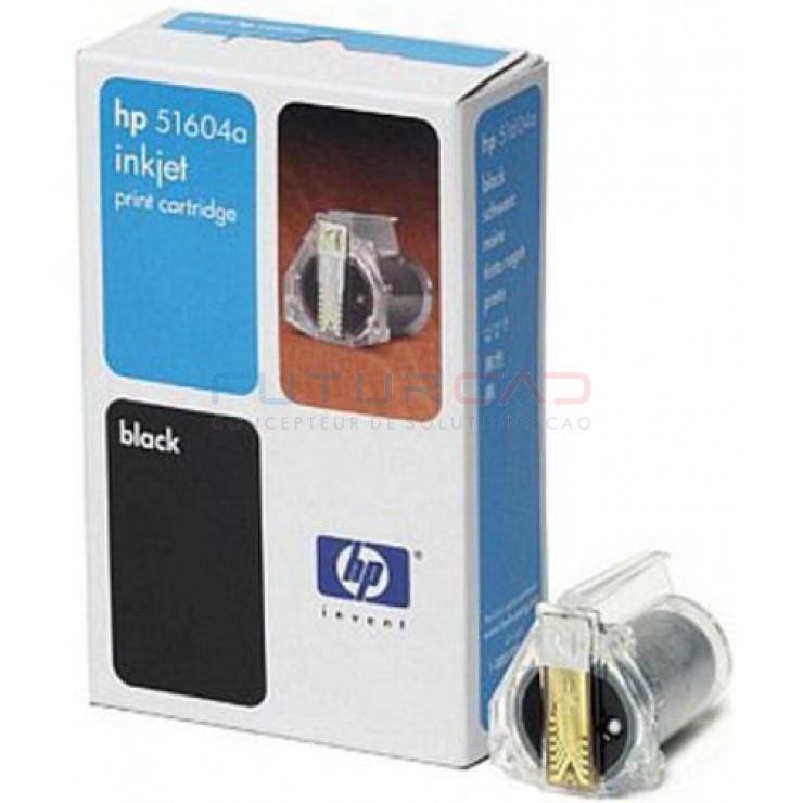 HP 51604A - Cartouche d'encre d'origine - 1 x noire - 3 ml