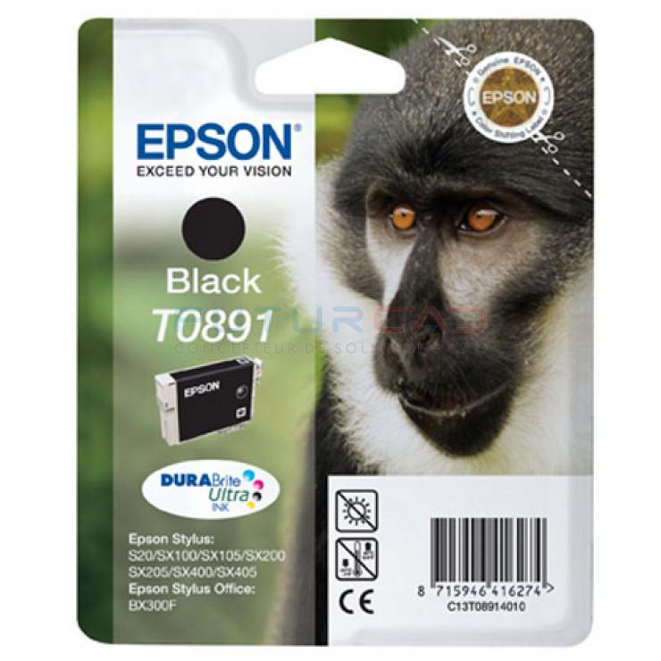 EPSON T0891 - Noir - C13T08914011