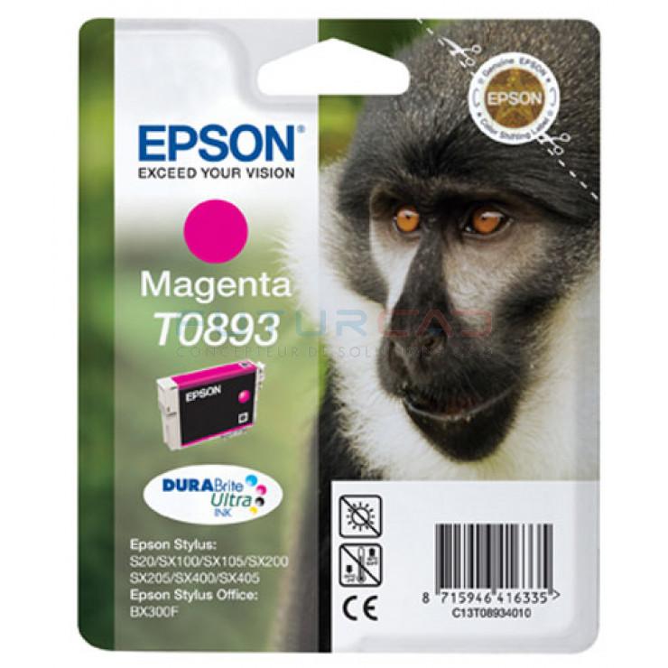 EPSON T0893 - Magenta - C13T08934011