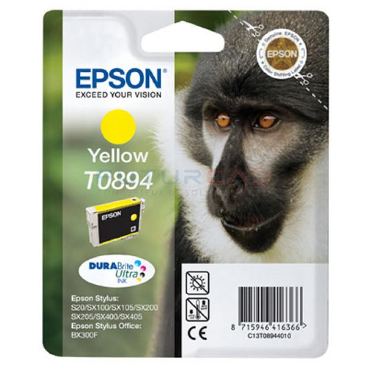 EPSON T0894 - Jaune - C13T08944011