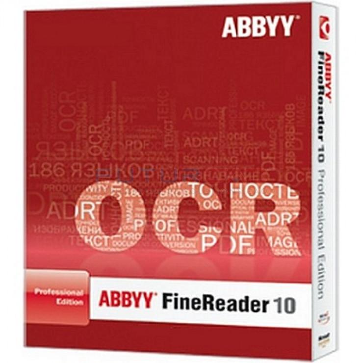 ABBYY FineReader 10 Professional