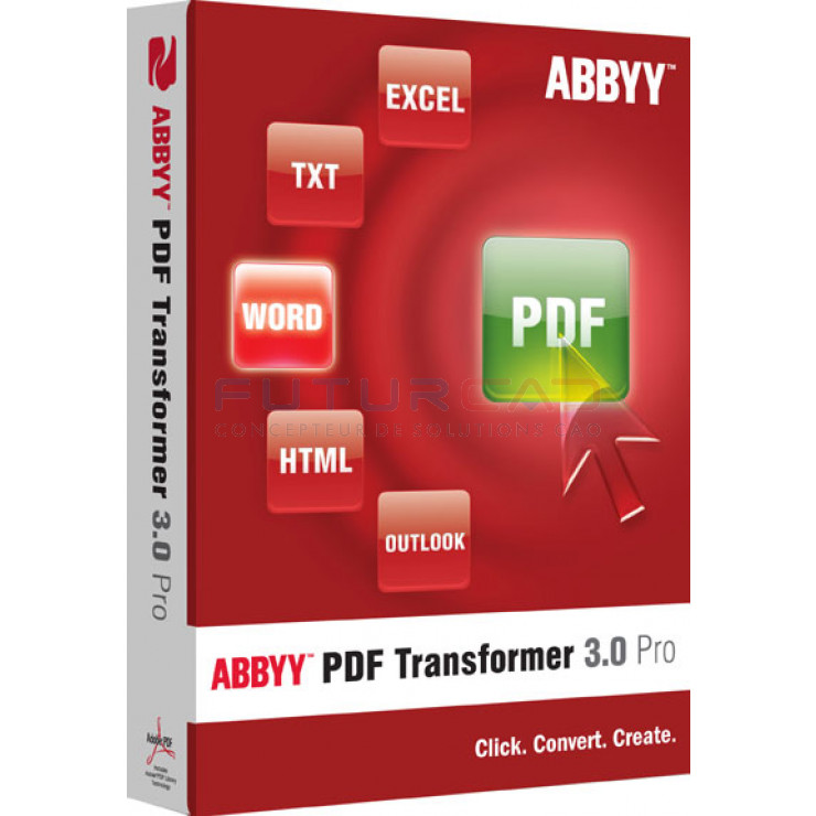 ABBYY PDF transformer 3.0 Pro