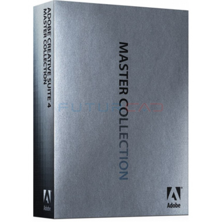 Adobe Creative Suite 4 Master Collection - Etudiant