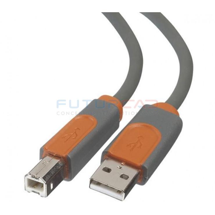Belkin Câble USB 2 - A/B - 3 mètres - CU1000AED10