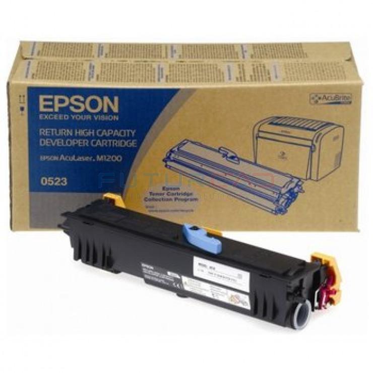 EPSON C13S050523 - Noir - Cartouche de toner haute capacité