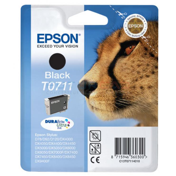 EPSON T0711 - Noir - C13T07114011