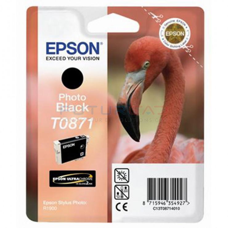 EPSON T0871 - Noir - C13T08714010