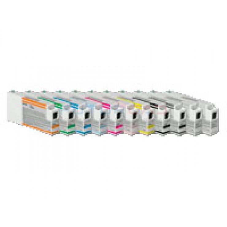 EPSON T636 - Noir mat - C13T636800