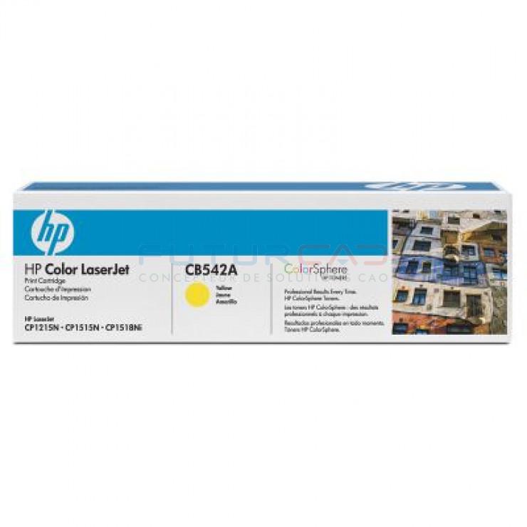 HP CB542A - Jaune