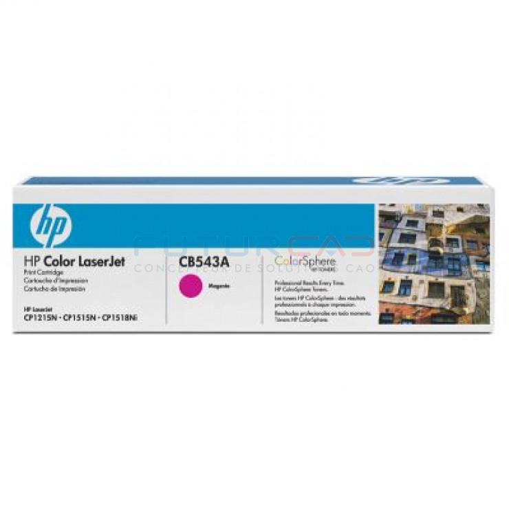 HP CB543A - Magenta