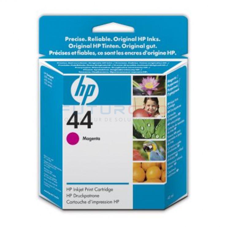 HP 44 - 51644ME - Cartouche d'encre Magenta - 42ml