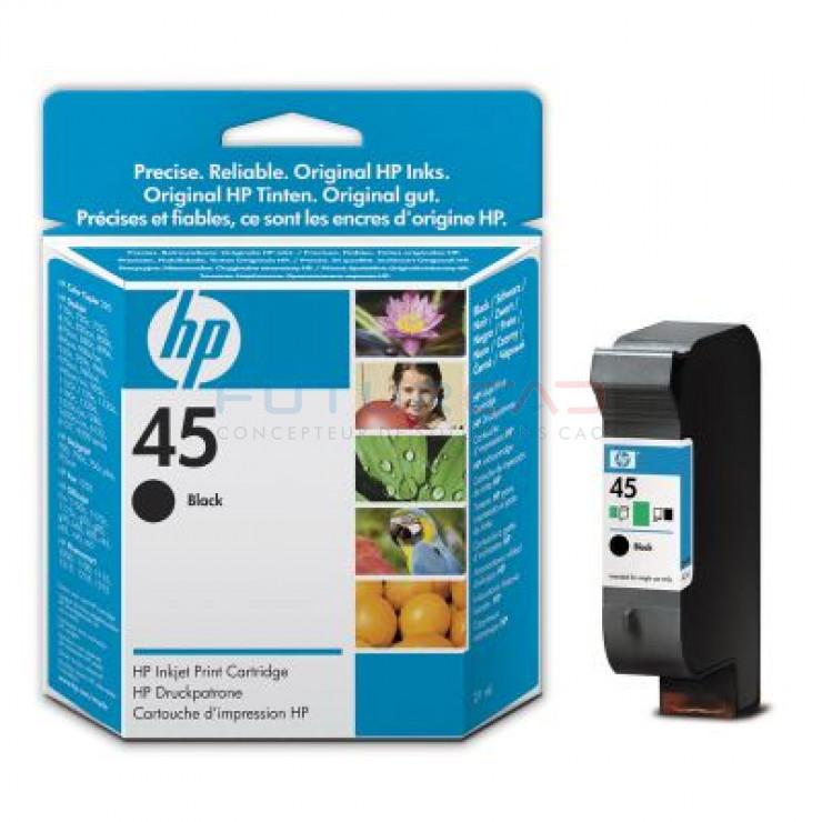 HP 45 - 51645GE - Noir