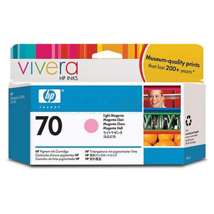 HP 70 - C9455A - Magenta clair
