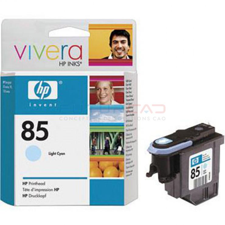 HP 85 - C9423A - Cyan clair