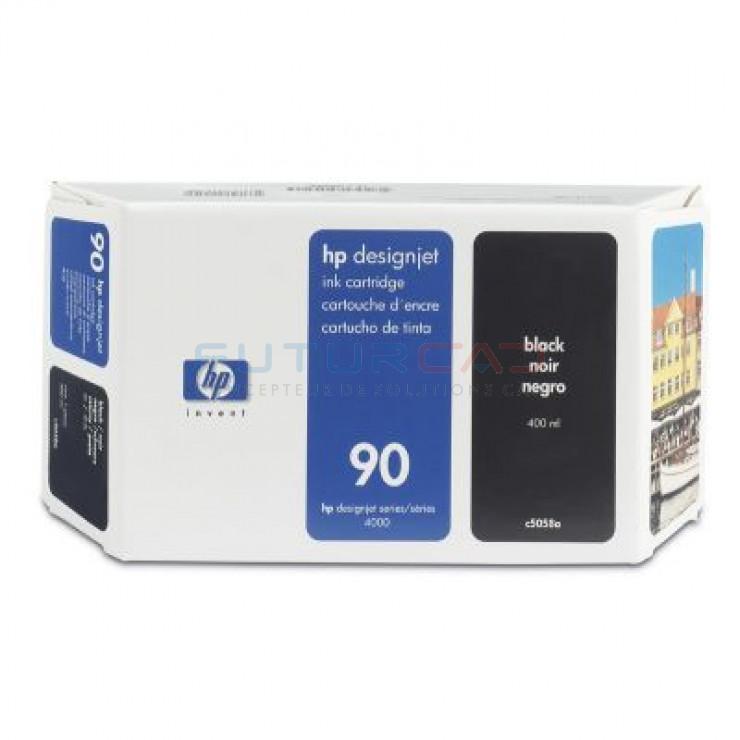 HP 90 - Noir - C5058A