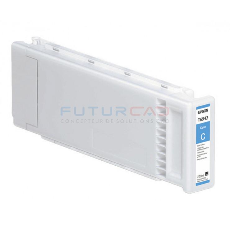 EPSON T694200 - Encre UltraChrome XD Cyan - C13T694200