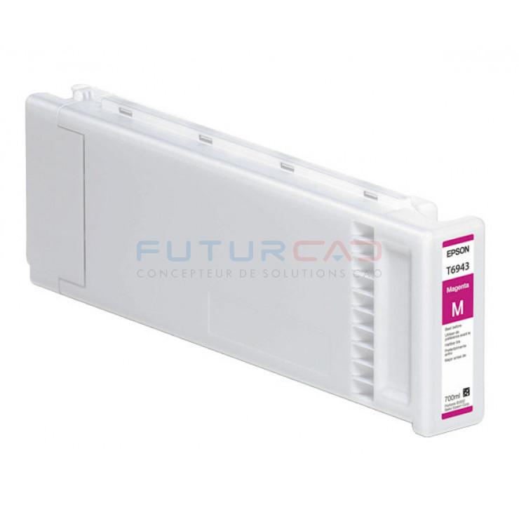 EPSON T694300 - Encre UltraChrome XD Magenta - C13T694300