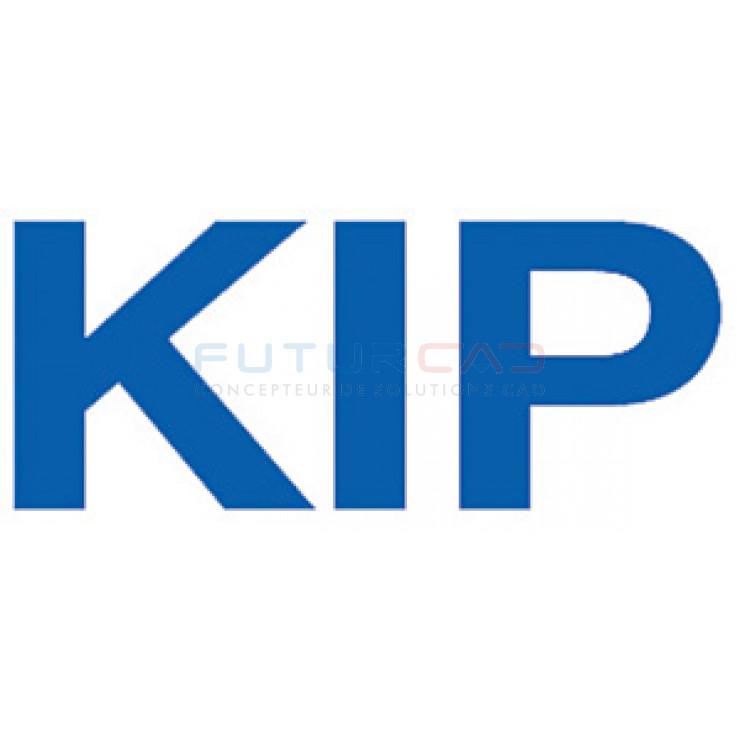 KIP réceptacle de toner usagé KIP 870 - Pack de 4 réceptacles - Z358080040