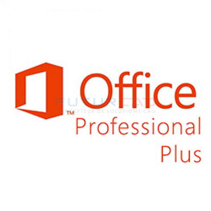 MICROSOFT Office Professional Plus 2013 OPEN