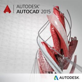 AUTODESK AutoCAD 2015 - Licence monoposte - Sans souscription - 001G1-WWR111-1701