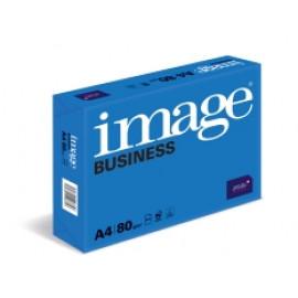 IMAGE - Business - Ramette Papier sans bois ECF - A4 - 80g - Carton de 5 ramettes