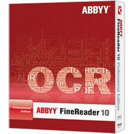 ABBYY FineReader 10 Corporate Edition