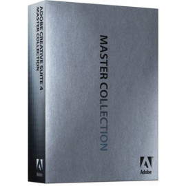 Adobe Creative Suite 4 Master Collection - Etudiant