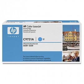 HP C9731A - Cyan - Cartouche de toner