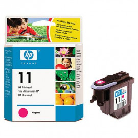 HP 11 - C4812A - Tête d'impression Magenta