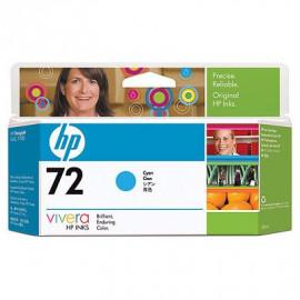 HP 72 - Cartouche d'encre - Cyan - 130 ml