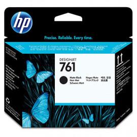 HP 761 - CH648A - Tête d'impression d'origine - 1 x noir mat