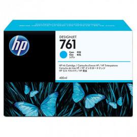 HP 761 - CR272A - Cartouche d'encre d'origine - 3 x cyan - 400 ml