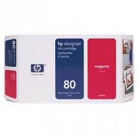 HP 80 - Magenta - C4847A