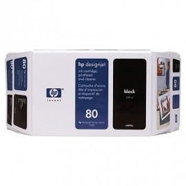 HP 80 - Noir - C4871A