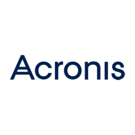Acronis Reinstated Fee ESD
