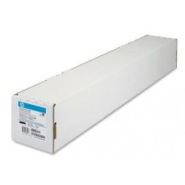 HP - Bobine Papier Jet d'Encre Blanc Brillant - 0.841x45.72m - 90g - Q1444A