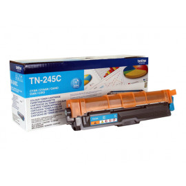 BROTHER Cartouche de toner cyan TN245C