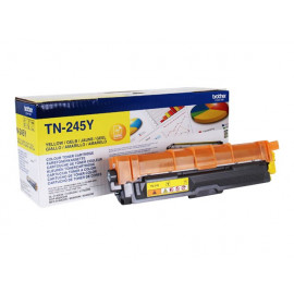 BROTHER Cartouche de toner jaune TN245Y