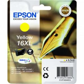 EPSON 16XL Jaune - Encres DURABrite Ultra Grande capacité - 6 ml