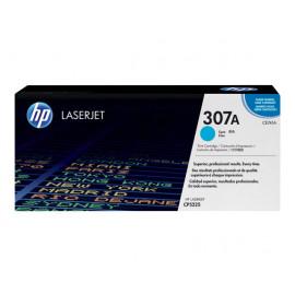 HP 307A cartouche de toner cyan 7300 pages CE741A