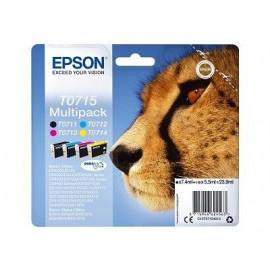 EPSON T0715 - Multipack - C13T07154012
