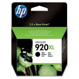 HP 920XL - Cartouche d'encre noir - CD975AE