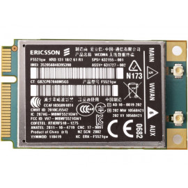 HP HS2340 HSPA+ Mobile Broadband Module - QC431AA