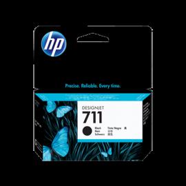 HP 711 - Cartouche d'encre noire - 38 ml - CZ129A