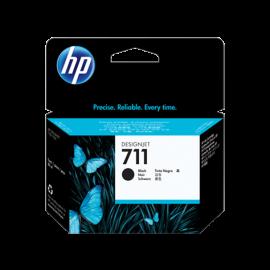 HP 711 - Cartouche d'encre noire - 80 ml - CZ133A