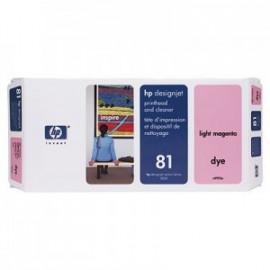HP 81 - C4955A - Tête d'impression magenta clair