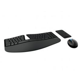 MICROSOFT Sculpt Ergonomic Desktop - Clavier et souris sans fil