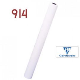 FUTURCAD - Bobine Papier Jet d'Encre Universel - 0.914x110m - 90g