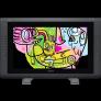 WACOM Cintiq 22HD - Tablette graphique - DTK-2200